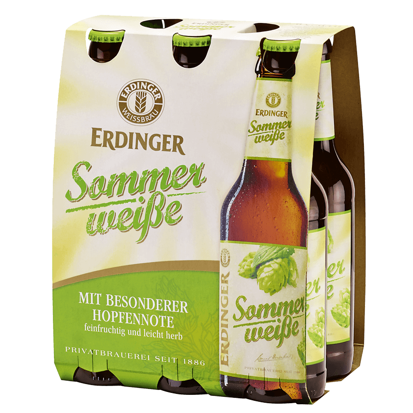 Sommerweiße sixpack