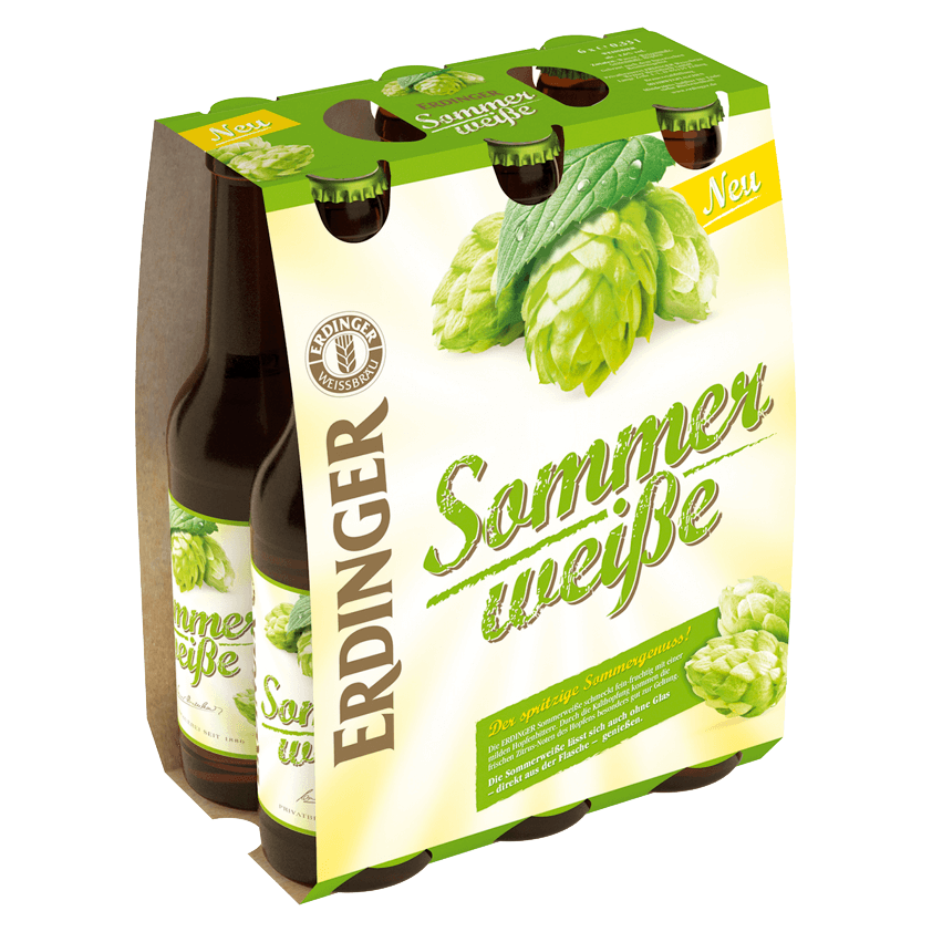 Sommerweisse sixpack