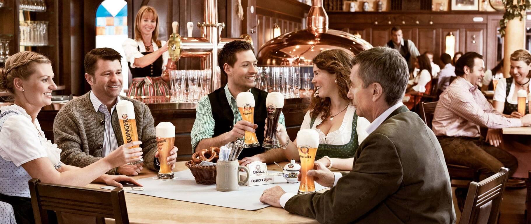 Unsere Brauereiführung