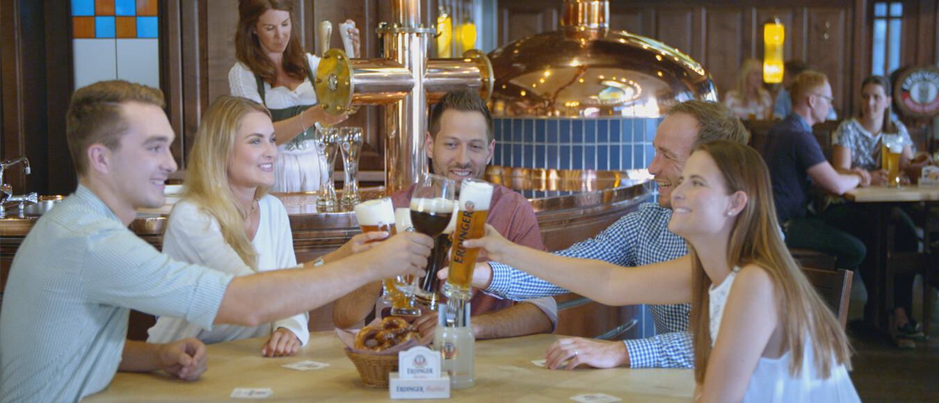 Willkommen bei unserer Brauereibesichtigung