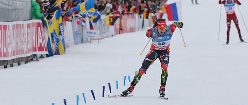 Biathlon Weltcup 2018/19 – Östersund (Schweden)