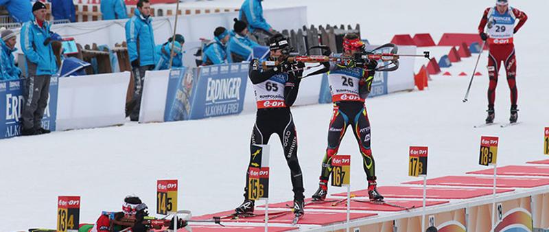 Biathlon Weltcup 2018/19 – Oslo (Norwegen)