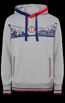 Kapuzensweatshirt ERDINGER Fanclub