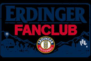 ERDINGER Fanclub Logo