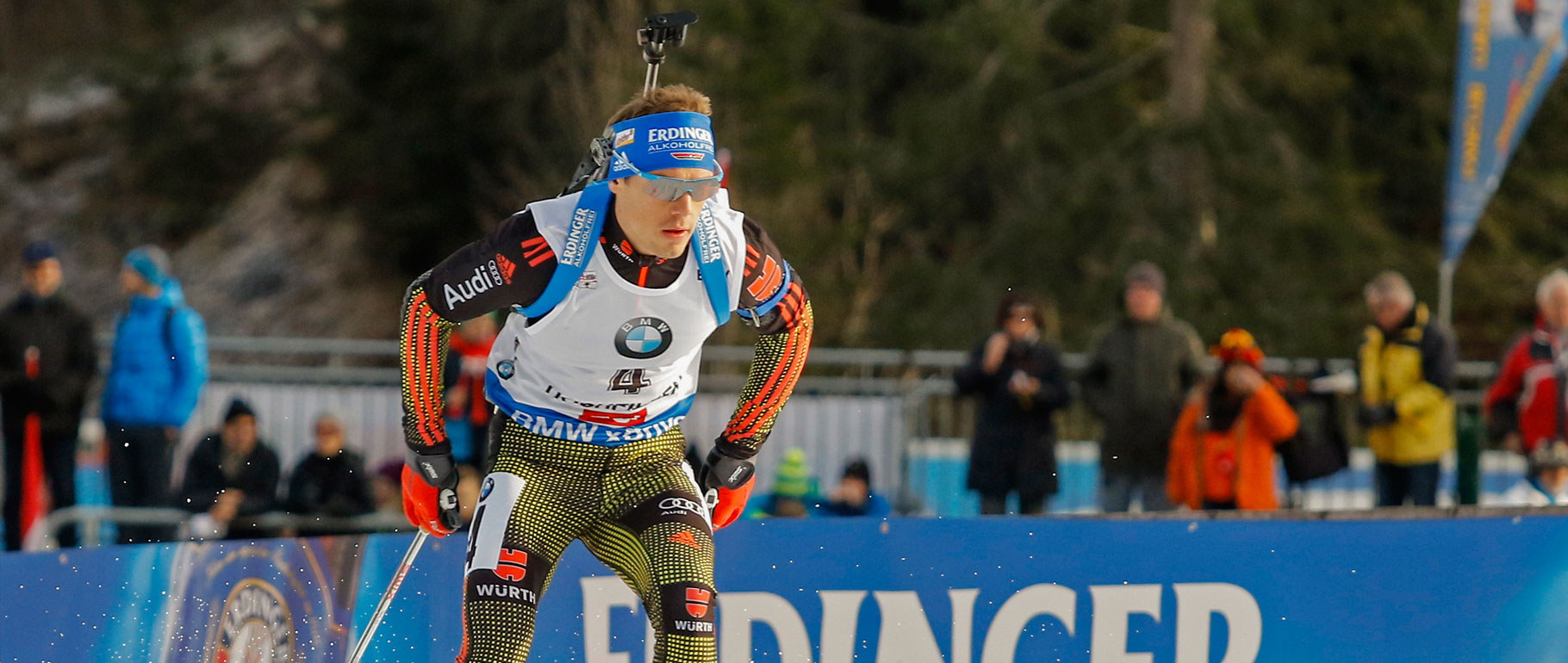 Biathlon Weltcup Östersund
