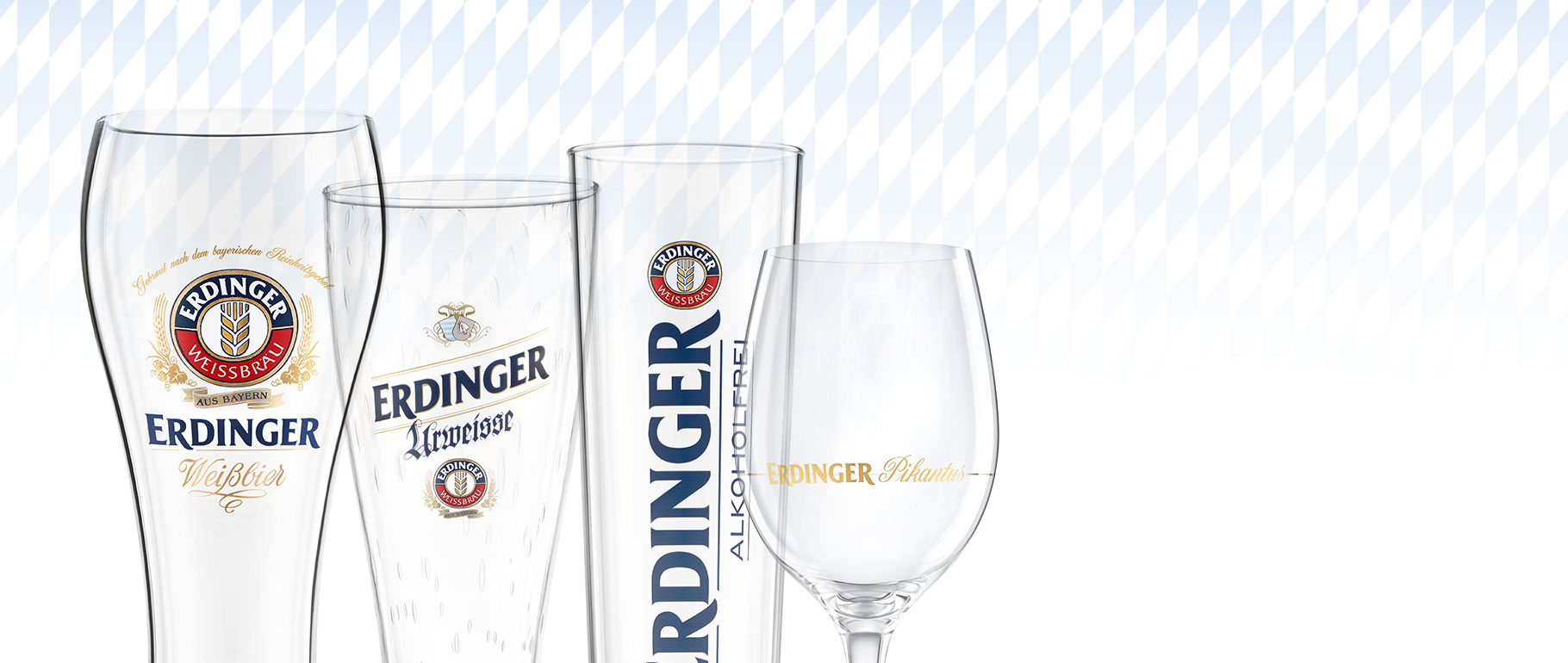 ERDINGER Weißbier Collection