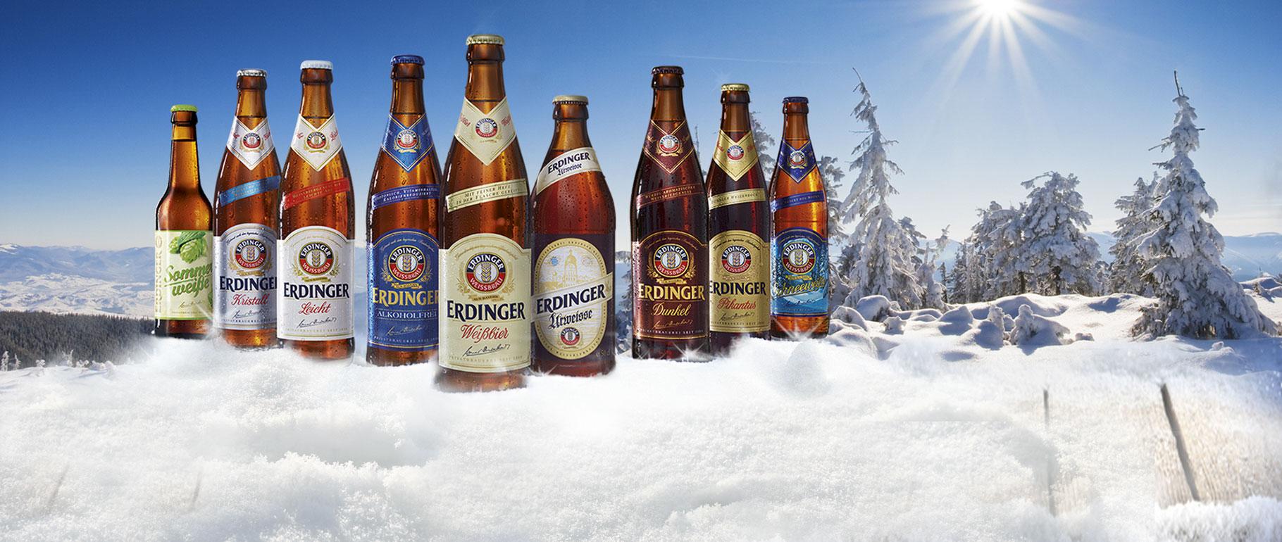 Auch bei Schnee und Eis ein Genuss!