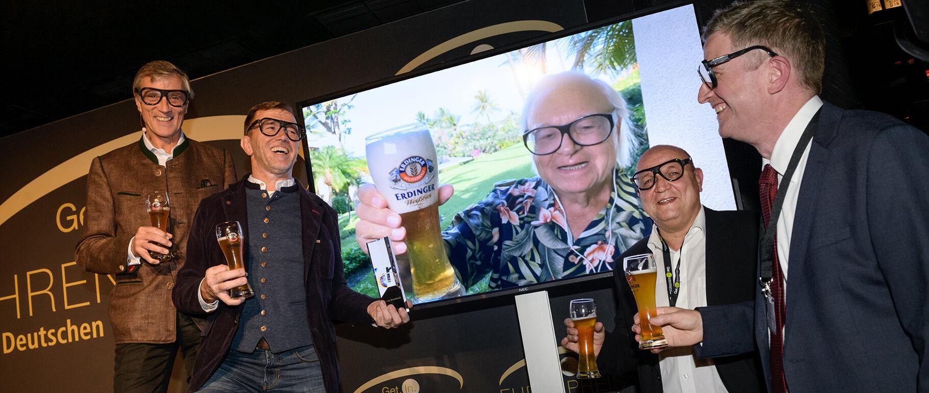 Ehrenpreis der Deutschen Getränkebranche 2019