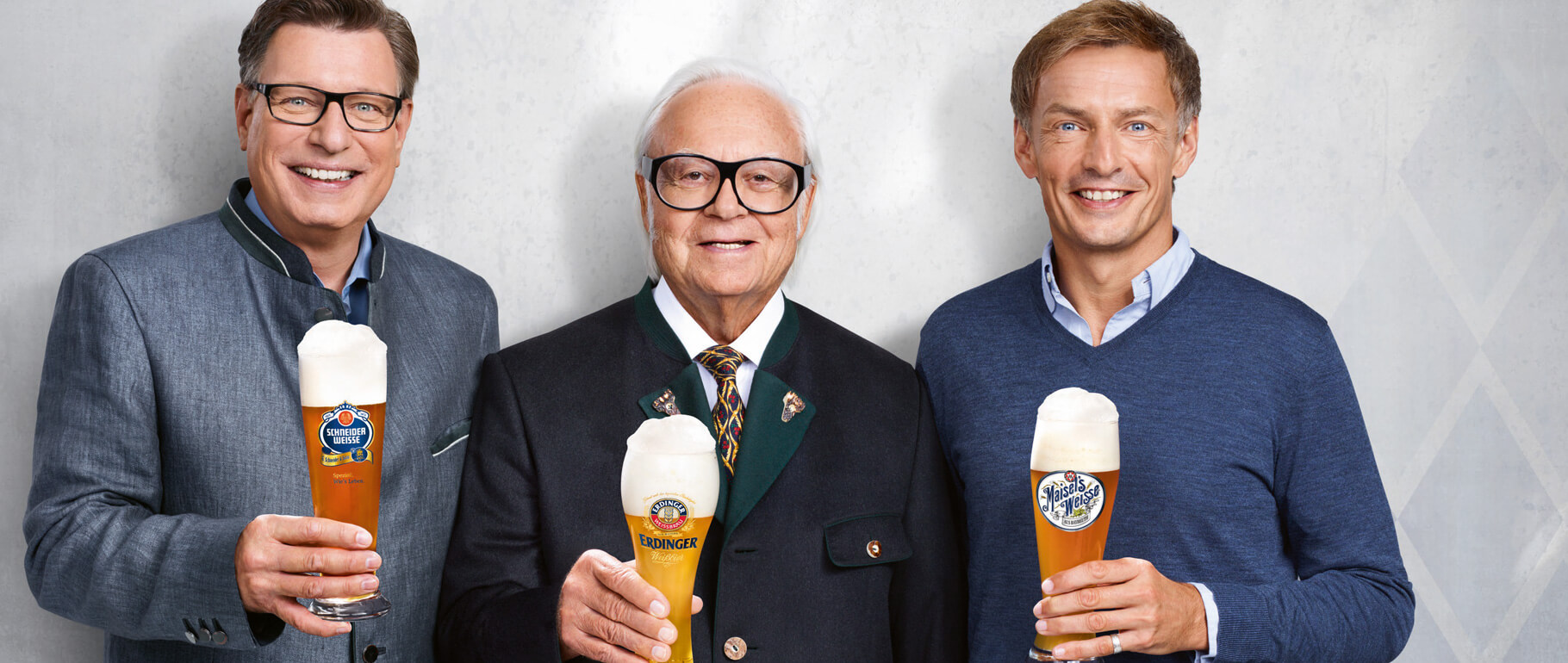 Three brewers, one promise
