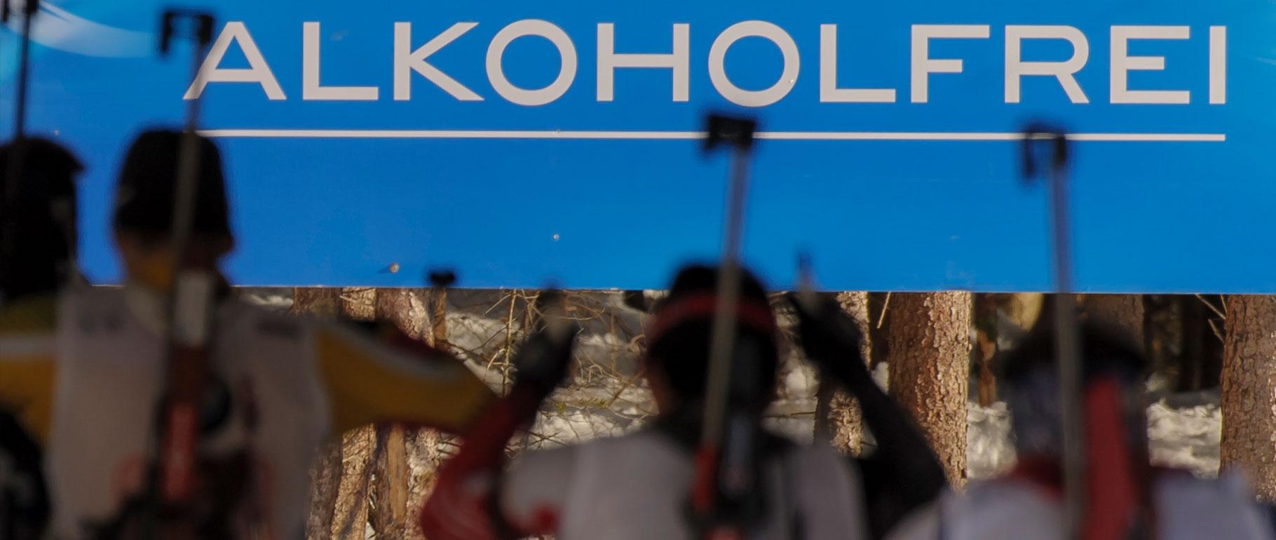 Biathlon Weltcup Pokljuka (SLO)