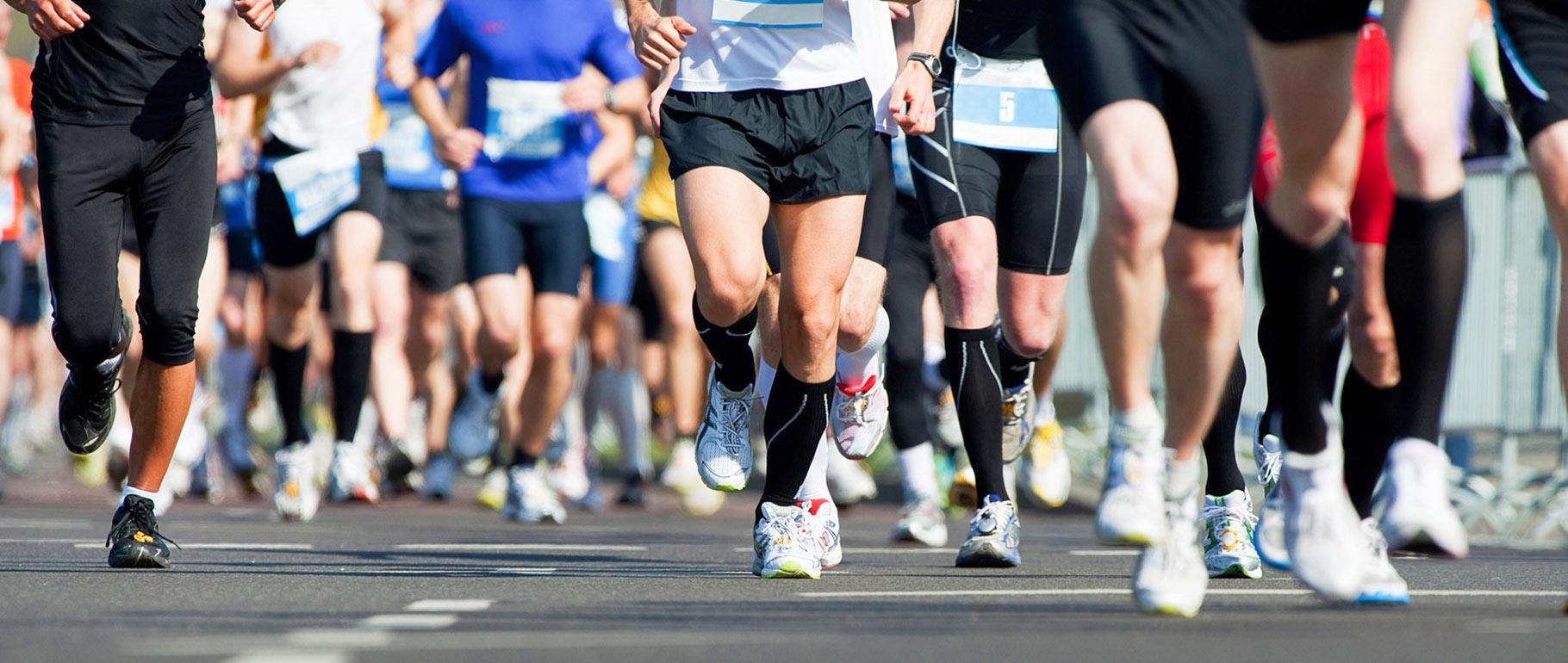 Startplatz für den Berlin Marathon gewinnen