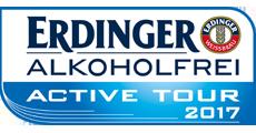 ERDINGER Alkoholfrei Active Tour Logo