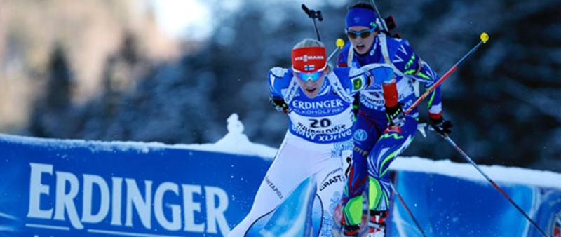 Biathlon Weltcup Pyeong Chang