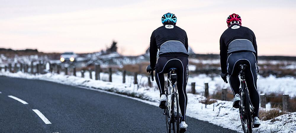 Im Winter Triathlon trainieren