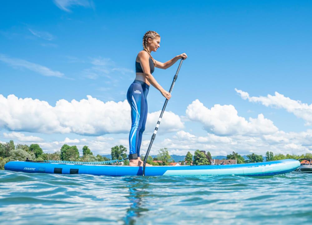 Stand up Paddling – ein entspannter Sommersport mit Spaß- und Muskelkatergarantie