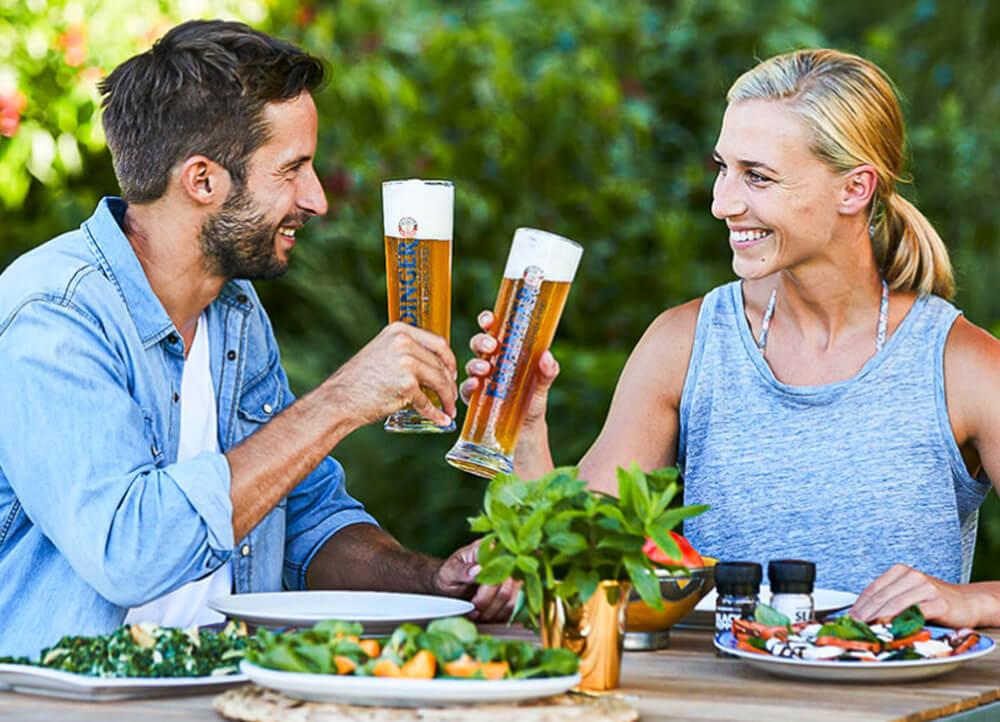 Perfekt kombiniert: Mit diesen Rezepten schmeckt dein ERDINGER Alkoholfrei besonders lecker