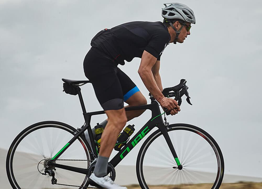 Effizienter Rennradfahren: Tritttechnik und Trittfrequenz