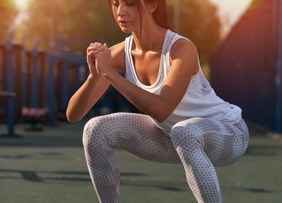 Bodyweight-Training Teil 1: So bekommst du deinen Knackpo und straffe Beine!