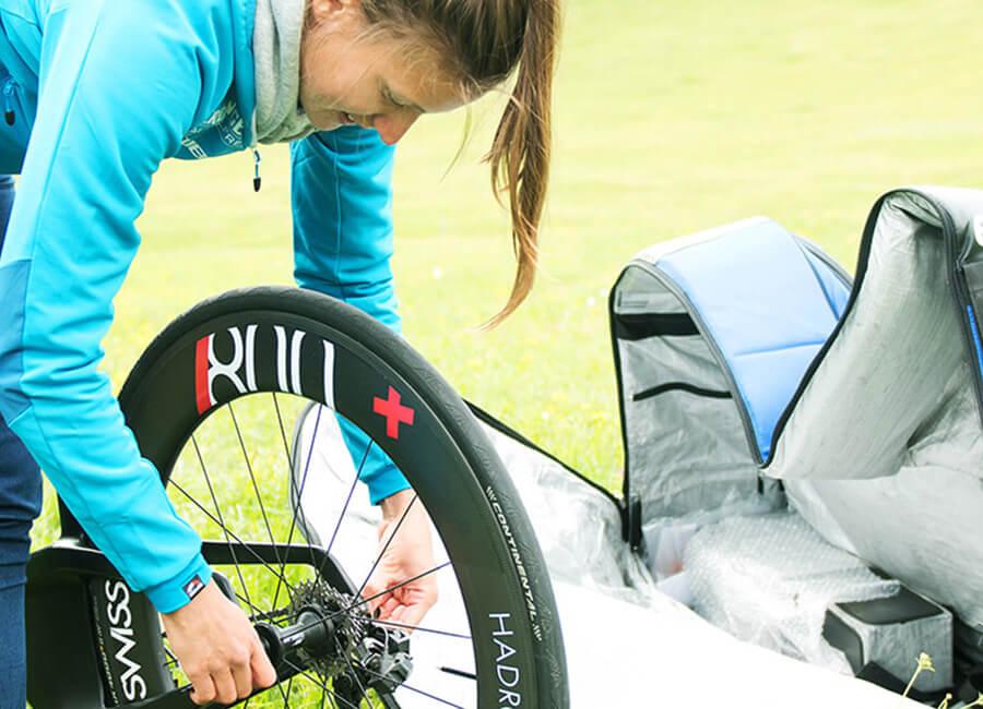 Fahrradreparaturen leicht gemacht!