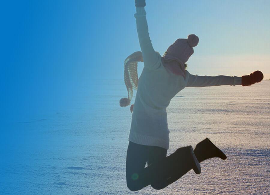 Mindestens eine dieser 16 Wintersportarten wird dich catchen!