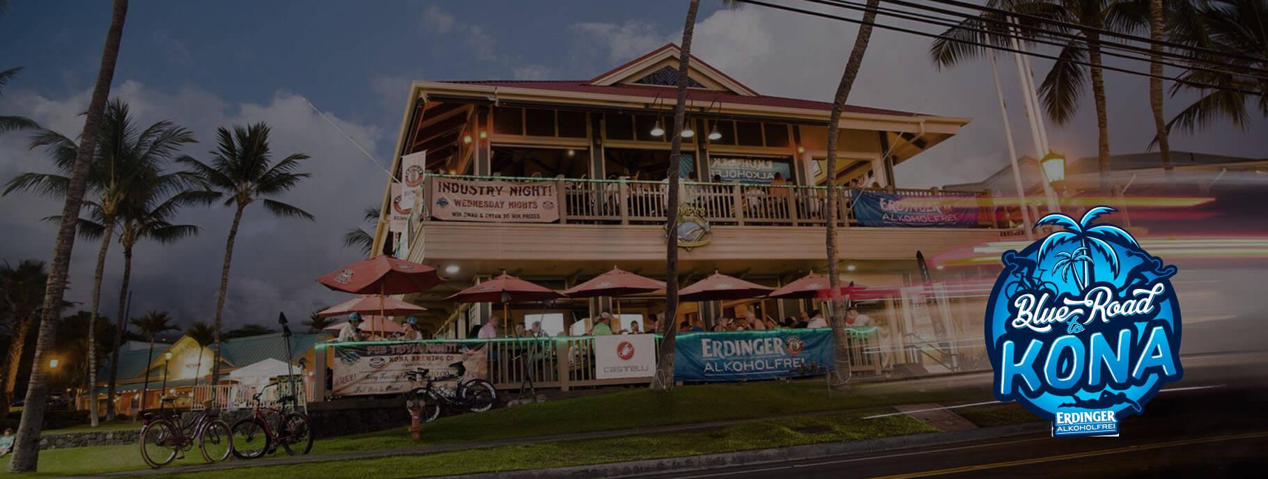 Triathlon-WM: Das Team ERDINGER Alkoholfrei auf Hawaii