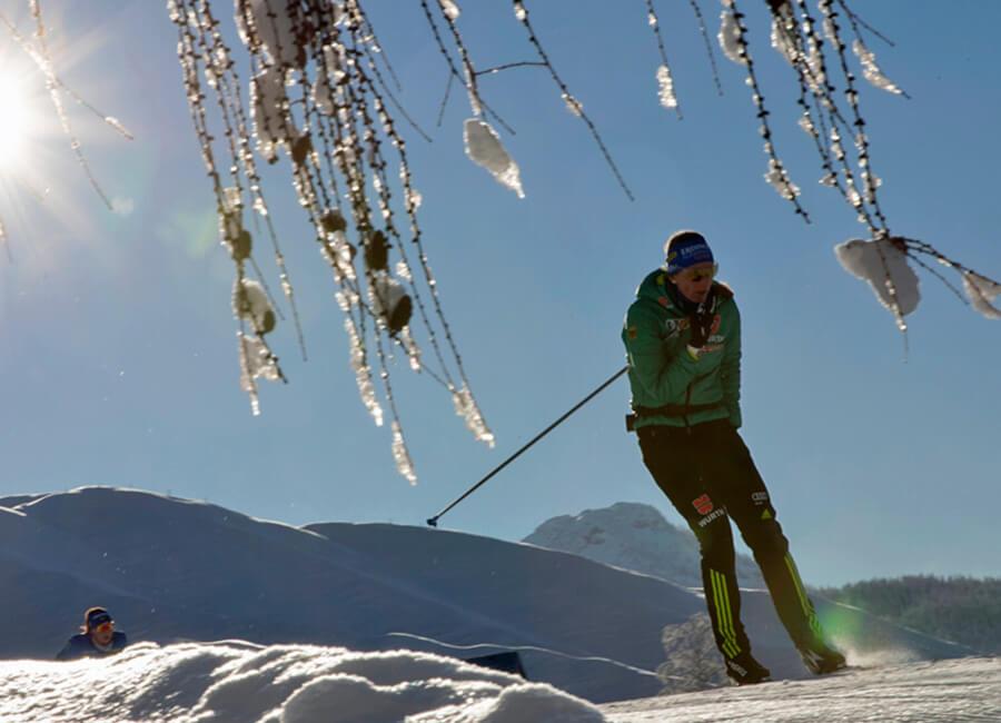 Skilanglauf – das perfekte Alternativtraining für Triathleten