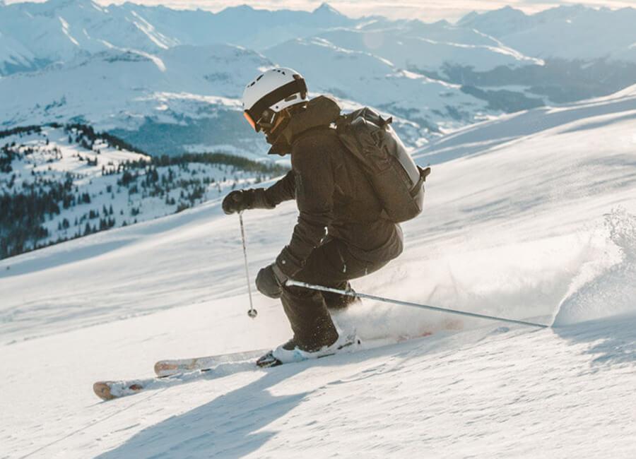 Carven, Parallelschwung & Co.: Welche Skitechnik passt zu dir?