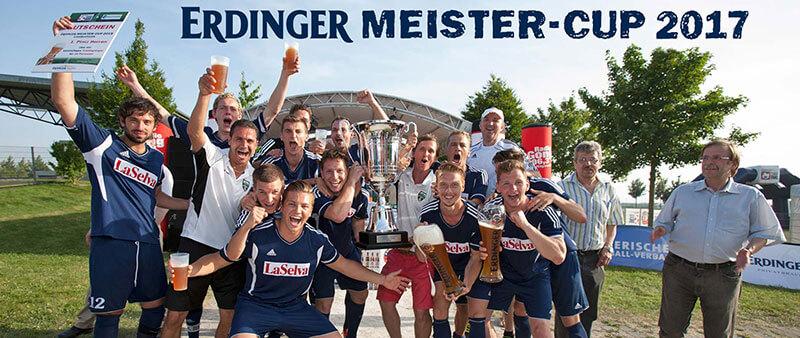 ERDINGER Meister-Cup Bayern - Vorrunde