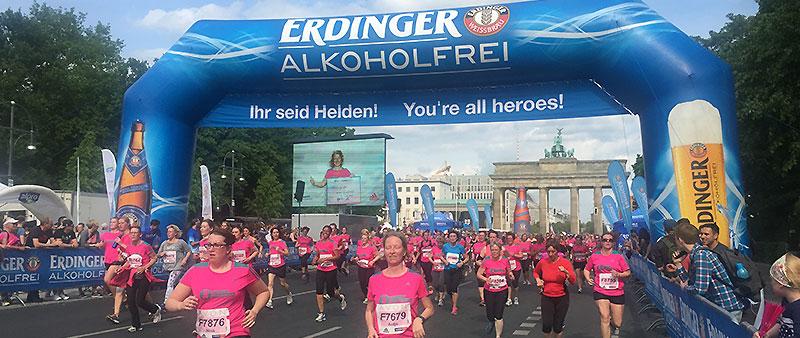 AVON Frauenlauf Berlin 2017