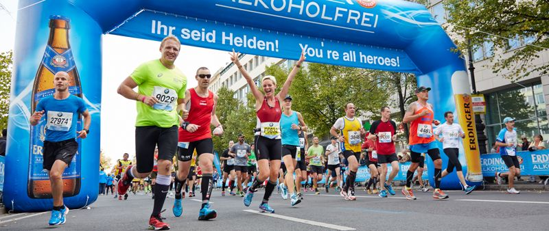 Aktiv-Tour: Deutsche Post Marathon Bonn
