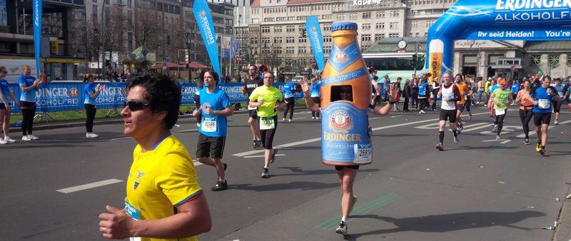 Aktiv-Tour: 37. Berliner Halbmarathon 2017