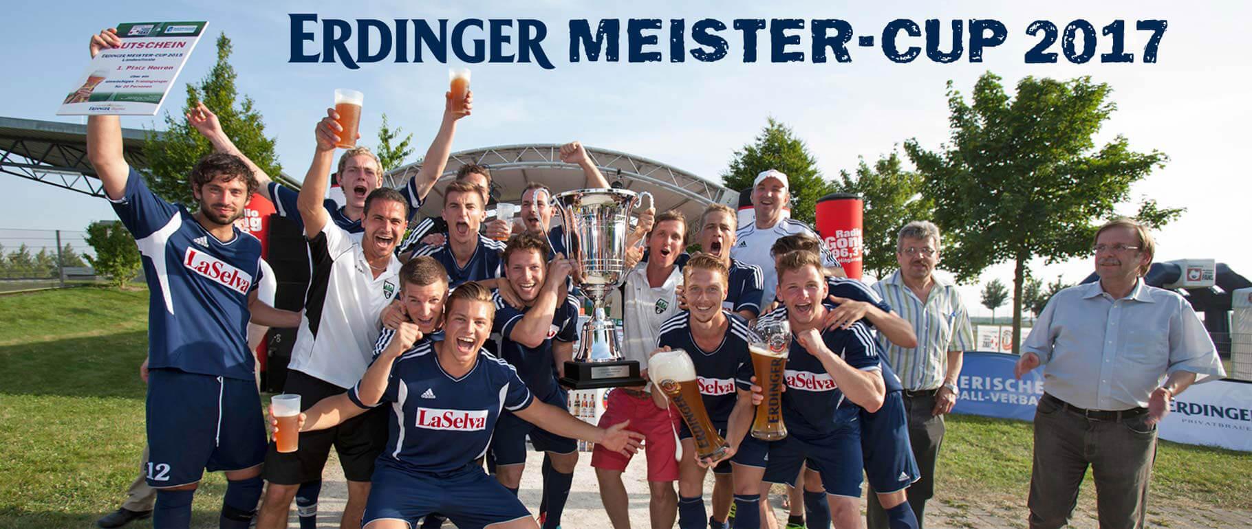 ERDINGER Meister-Cup 2017