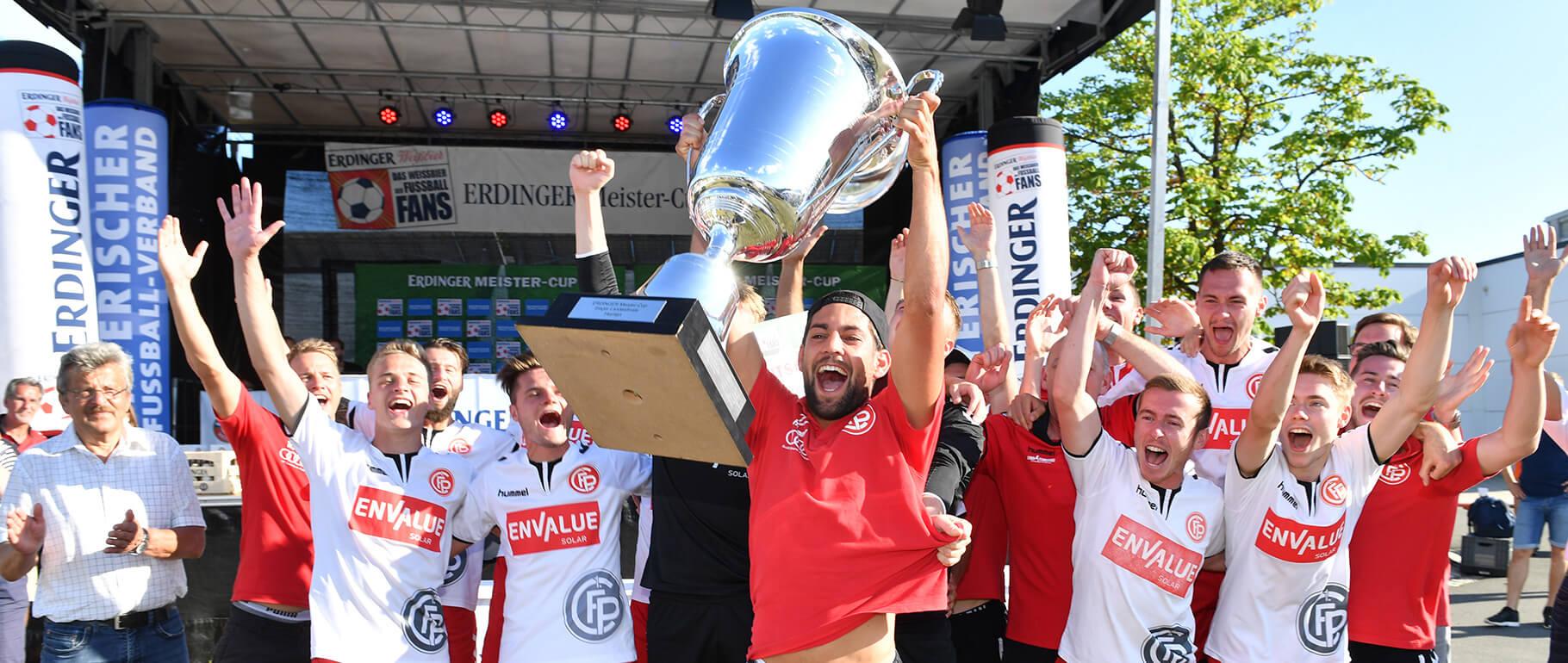 Der ERDINGER Meister-Cup 2019