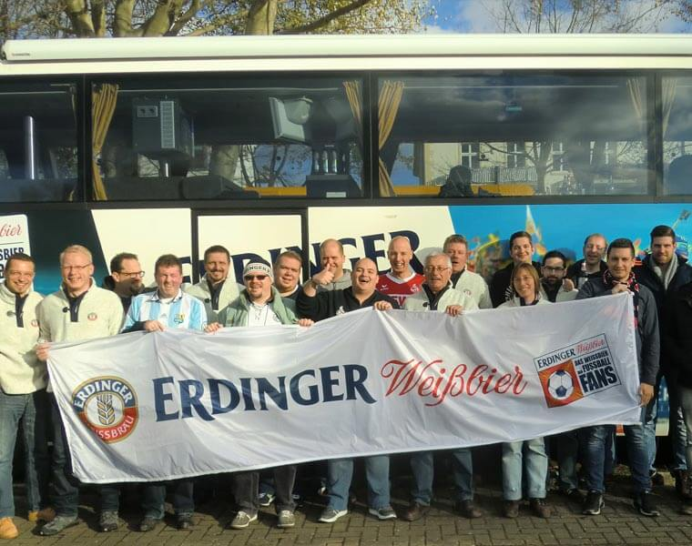 Groundhopping Tour