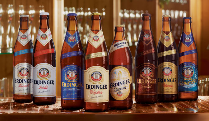 ERDINGER products