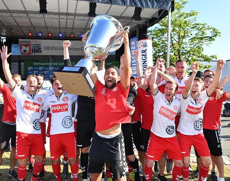 ERDINGER Meister-Cup Landesfinale 2018