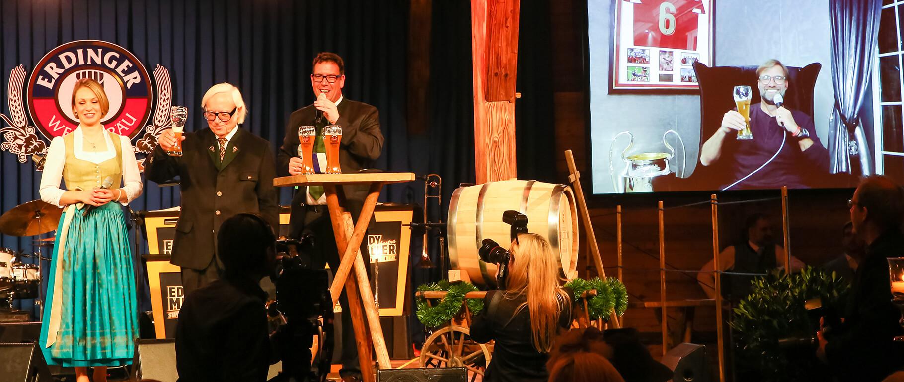 """Dr. Markus Söder: """"Werner Brombach ist ein Weltbürger mit bayerischem Herz"""""""