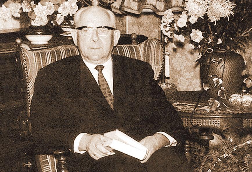 Geschäftsführer Franz Brombach