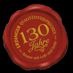 130-jähriges Brauereijubiläum