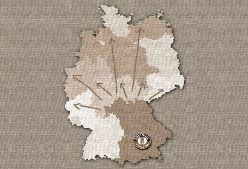 Nördlich des Weißwurst-Äquators